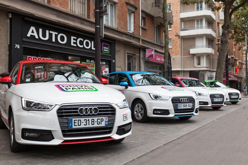 Audi A1 Drive Paris Auto Ecole
