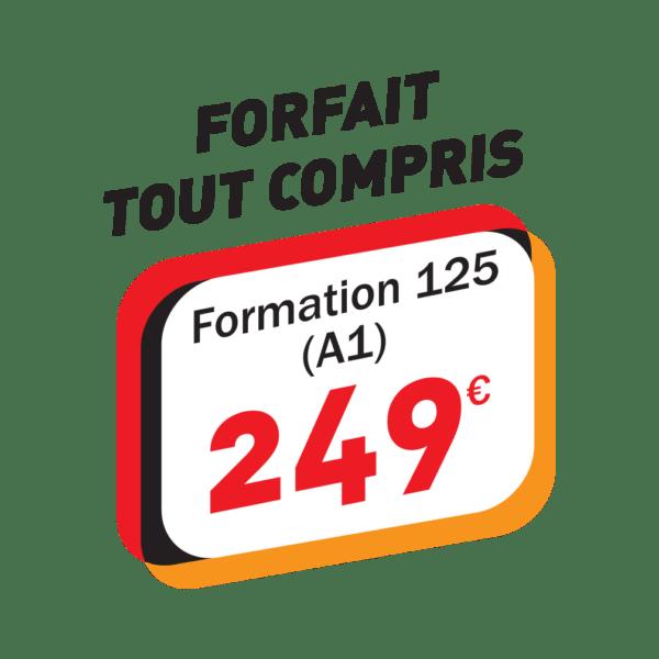 Permis A1-125